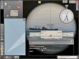 W myślach, przy pomocy kalkulatora, lub odwiedzając jedną z podanych w poradniku stron internetowych przeliczamy uzyskaną prędkość na węzły i przekazujemy ją PO. - Wyliczenie kursu i prędkości - Torpedowanie łajb - Silent Hunter 5: Bitwa o Atlantyk - poradnik do gry