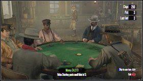 1 - Poker i blackjack   Aktywności dodatkowe - Red Dead Redemption - poradnik do gry