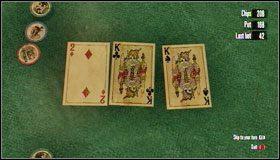 Etapy gry w Texas Holdem przebiegają następująco - Poker i blackjack   Aktywności dodatkowe - Red Dead Redemption - poradnik do gry