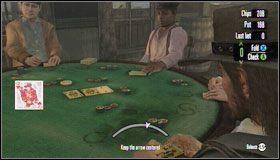 Aby móc oszukiwać, musisz mieć na sobie strój Elegant Suit, jak go zdobyć dowiesz się w rozdziale [Aktywności dodatkowe] Stroje - Poker i blackjack   Aktywności dodatkowe - Red Dead Redemption - poradnik do gry