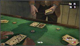 4 - Poker i blackjack   Aktywności dodatkowe - Red Dead Redemption - poradnik do gry