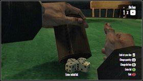 Gra polega na licytowaniu ilości oraz wartości kości, które znajdują się pod kubkami wszystkich graczy razem wziętych - Pozostałe   Aktywności dodatkowe - Red Dead Redemption - poradnik do gry