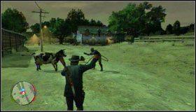 Do zadania możesz przystąpić tylko w nocy, o dostępnej misji informuje Cię ikonka księżyca - Pozostałe   Aktywności dodatkowe - Red Dead Redemption - poradnik do gry