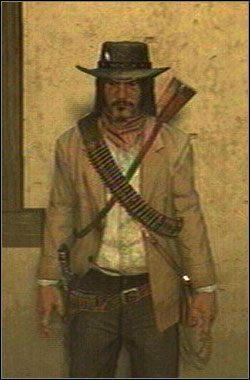 Warunek wstępny - Stroje (1)   Aktywności dodatkowe - Red Dead Redemption - poradnik do gry