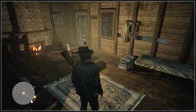 Część stroju znajdziesz w Silent Stead, w opuszczonym domku, w skrzyni tuż przy łóżku - Stroje (1)   Aktywności dodatkowe - Red Dead Redemption - poradnik do gry