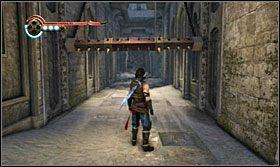 6 - Stajnie - Opis przejścia - Prince of Persia: Zapomniane Piaski - poradnik do gry