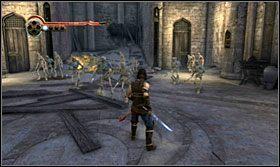 7 - Stajnie - Opis przejścia - Prince of Persia: Zapomniane Piaski - poradnik do gry