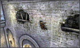 9 - Stajnie - Opis przejścia - Prince of Persia: Zapomniane Piaski - poradnik do gry