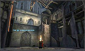 13 - Stajnie - Opis przejścia - Prince of Persia: Zapomniane Piaski - poradnik do gry