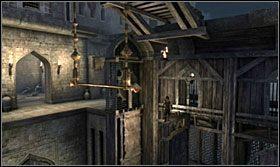 14 - Stajnie - Opis przejścia - Prince of Persia: Zapomniane Piaski - poradnik do gry
