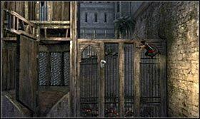 16 - Stajnie - Opis przejścia - Prince of Persia: Zapomniane Piaski - poradnik do gry