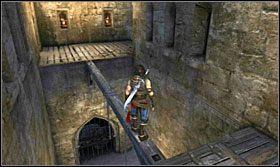 18 - Stajnie - Opis przejścia - Prince of Persia: Zapomniane Piaski - poradnik do gry