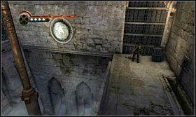 Wskocz na drążek po drugiej stronie - Stajnie - Opis przejścia - Prince of Persia: Zapomniane Piaski - poradnik do gry