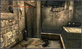 2 - The Works (1) - Opis przejścia - Prince of Persia: Zapomniane Piaski - poradnik do gry