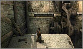 3 - The Works (1) - Opis przejścia - Prince of Persia: Zapomniane Piaski - poradnik do gry