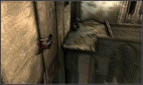 Przebiegnij po kolejnych stalowych płytach - The Works (1) - Opis przejścia - Prince of Persia: Zapomniane Piaski - poradnik do gry