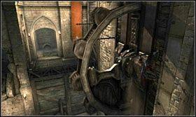 7 - The Works (1) - Opis przejścia - Prince of Persia: Zapomniane Piaski - poradnik do gry
