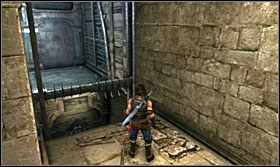 9 - The Works (1) - Opis przejścia - Prince of Persia: Zapomniane Piaski - poradnik do gry