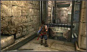 14 - The Works (1) - Opis przejścia - Prince of Persia: Zapomniane Piaski - poradnik do gry