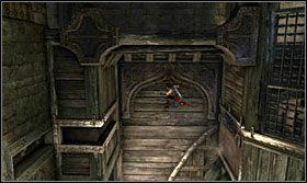 1 - The Works (2) - Opis przejścia - Prince of Persia: Zapomniane Piaski - poradnik do gry