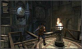 3 - The Works (2) - Opis przejścia - Prince of Persia: Zapomniane Piaski - poradnik do gry