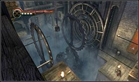 5 - The Works (2) - Opis przejścia - Prince of Persia: Zapomniane Piaski - poradnik do gry