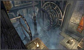 8 - The Works (2) - Opis przejścia - Prince of Persia: Zapomniane Piaski - poradnik do gry