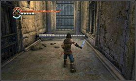 11 - The Works (2) - Opis przejścia - Prince of Persia: Zapomniane Piaski - poradnik do gry