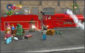 3 - Wieści z Azkabanu - Opis przejścia - Rok 3 - LEGO Harry Potter Lata 1-4 - poradnik do gry