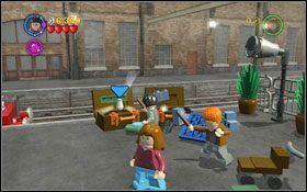 Drugi na pociągu #1 - Wieści z Azkabanu - Opis przejścia - Rok 3 - LEGO Harry Potter Lata 1-4 - poradnik do gry