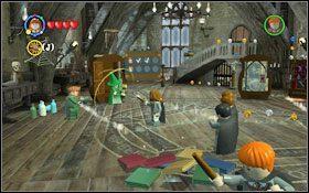 1 - Zamek Hogwart #6 | Opis przejścia - Rok 3 - LEGO Harry Potter Lata 1-4 - poradnik do gry