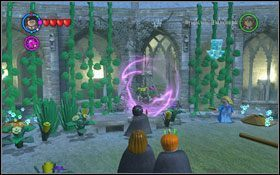 2 - Zamek Hogwart #6 | Opis przejścia - Rok 3 - LEGO Harry Potter Lata 1-4 - poradnik do gry