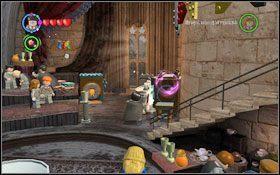 3 - Zamek Hogwart #6 | Opis przejścia - Rok 3 - LEGO Harry Potter Lata 1-4 - poradnik do gry