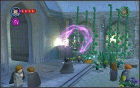 4 - Zamek Hogwart #6 | Opis przejścia - Rok 3 - LEGO Harry Potter Lata 1-4 - poradnik do gry