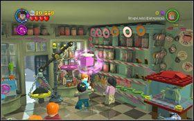 5 - Hogsmeade | Opis przejścia - Rok 3 - LEGO Harry Potter Lata 1-4 - poradnik do gry