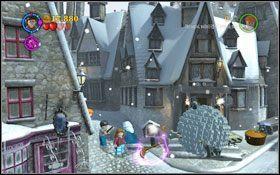 8 - Hogsmeade | Opis przejścia - Rok 3 - LEGO Harry Potter Lata 1-4 - poradnik do gry