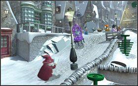 Ponownie znajdziesz się w mieście - Hogsmeade | Opis przejścia - Rok 3 - LEGO Harry Potter Lata 1-4 - poradnik do gry