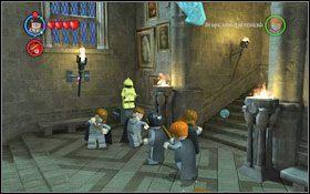 1 - Zamek Hogwart #7 | Opis przejścia - Rok 3 - LEGO Harry Potter Lata 1-4 - poradnik do gry