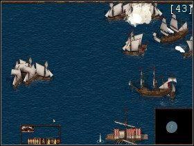 2 - Zatoka Darieńska - Kampania Angielska - Kozacy: Europejskie Boje - poradnik do gry