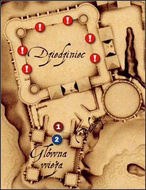 1 - Komora mytnicza (1) - Zadania g��wne - Drakensang: The River of Time - poradnik do gry