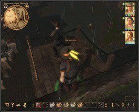 a) Zabij �ucznik�w po cichu - Komora mytnicza (1) - Zadania g��wne - Drakensang: The River of Time - poradnik do gry