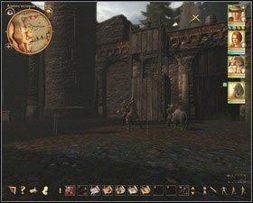 3 - Komora mytnicza (2) - Zadania g��wne - Drakensang: The River of Time - poradnik do gry