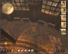 1 - Zamek Nadoret (2) - Zadania główne - Drakensang: The River of Time - poradnik do gry