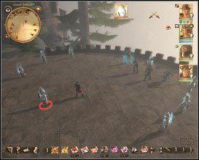 3 - Zamek Nadoret (2) - Zadania główne - Drakensang: The River of Time - poradnik do gry