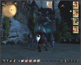 4 - Zamek Nadoret (2) - Zadania główne - Drakensang: The River of Time - poradnik do gry