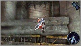 Z nie wskakujemy na górę i otwieramy drzwi - Katedra Zmierzchu (3) - Opis przejścia - Darksiders - PC - poradnik do gry