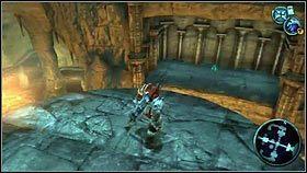 Tutaj czeka nas jedna z większych zagadek [1] - Katedra Zmierzchu (3) - Opis przejścia - Darksiders - PC - poradnik do gry