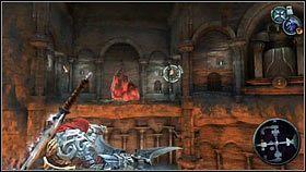 Most zacznie się obracać - Katedra Zmierzchu (3) - Opis przejścia - Darksiders - PC - poradnik do gry
