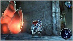 Biegniemy na drugi koniec pomieszczenia - Katedra Zmierzchu (3) - Opis przejścia - Darksiders - PC - poradnik do gry