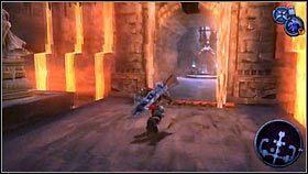 Czas wrócić na środek sali - Katedra Zmierzchu (3) - Opis przejścia - Darksiders - PC - poradnik do gry